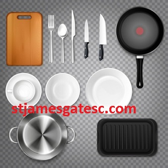 BEST KITCHEN UTENSILS SET STAINLESS STEEL