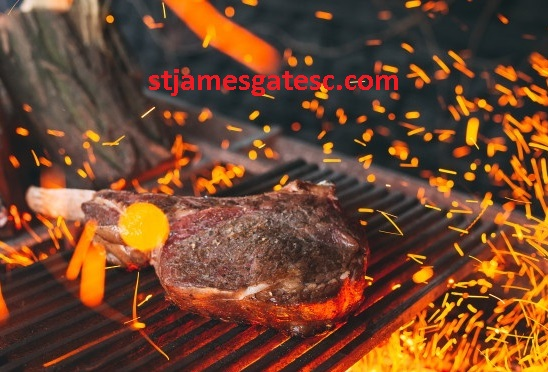 How to grill steak on a charcoal grill