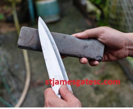 BEST KNIFE SHARPENER STONES