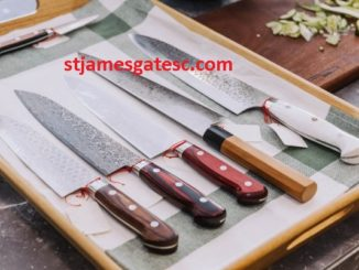 How to Sharpen Kitchen Knives the Right Way