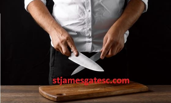 Best Knife Sharpener for Kitchen