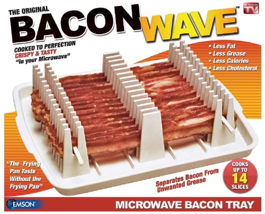 Emson Microwave Bacon Cooker