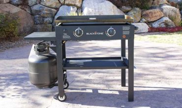 2-burner gas grills