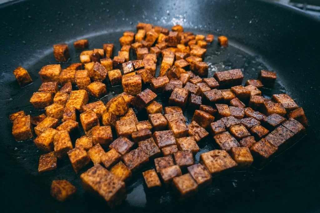 cooking-tofu-with-inappropriate-heat-may-lead-to-this