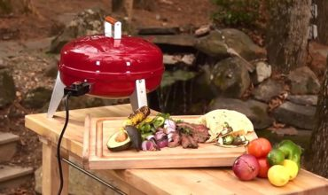 Outdoor Electric Grills for Outdoor Lover