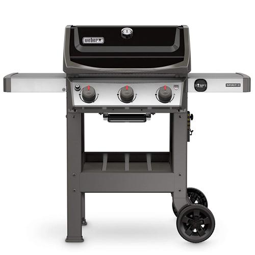 Weber 45010001 Spirit II E-310 3-Burner Propane Grill