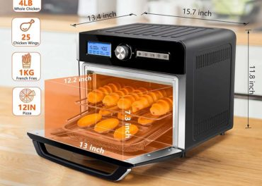 toaster ovens with convection