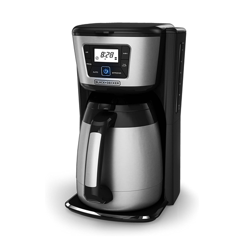 BLACK+DECKER CM2035B Thermal Coffeemaker