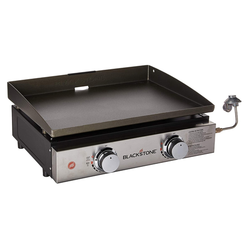 Blackstone 1666 Tabletop Without Hood-Propane Fuelled Outdoor Grill