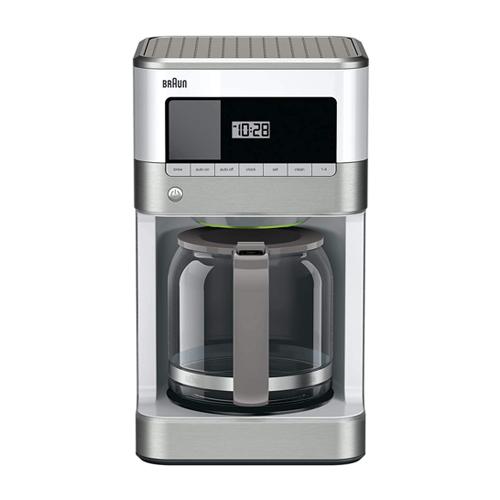 Braun KF6050WH BrewSense Drip Coffee Maker