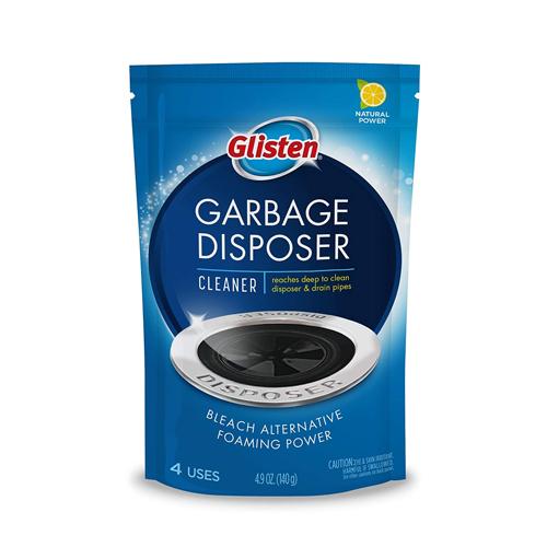 Glisten Disposer Care Foaming Drain Pipe Cleaner