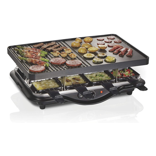 Hamilton Beach Raclette Electric Indoor Grill