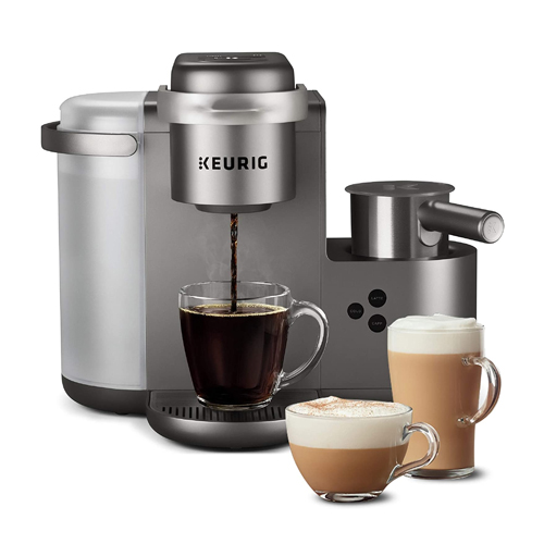 Keurig K-Cafe Special Edition Single-Serve K-Cup Pod Coffee, Latte, and Cappuccino Maker