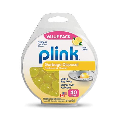 Plink Garbage Disposal Cleaner, Freshener