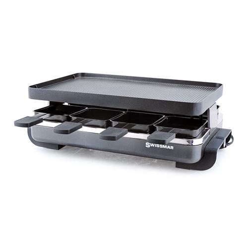 Swissmar Classic Anthracite Raclette