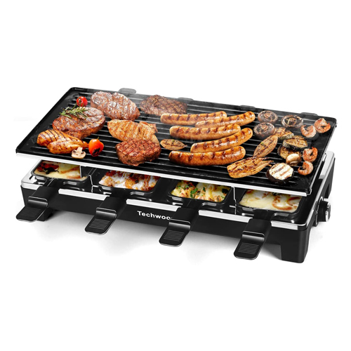 Techwood Raclette Table Grill