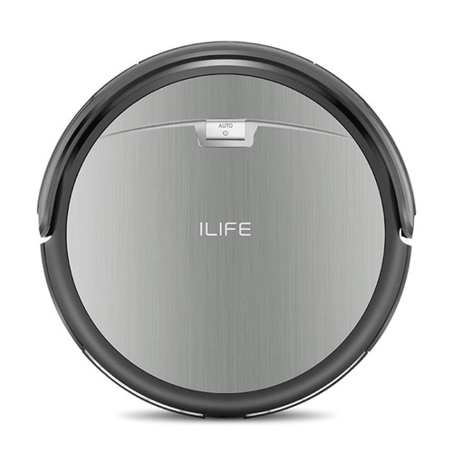 image of the iLife a4s robot vacuum