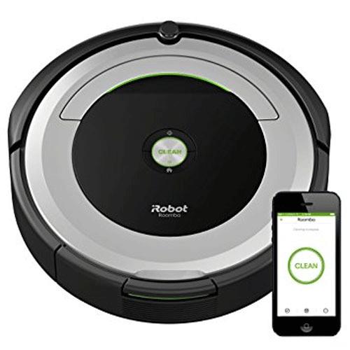 image of irobot roomba 690 robot vacuum