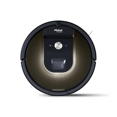 image of iRobot Roomba 980 robot vacuum