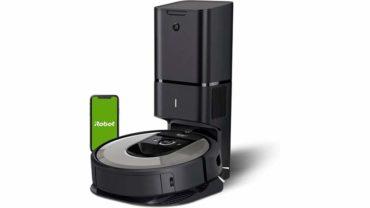 image of the iRobot i6 Roomba robot vacuum